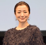 『TSUTAYA CREATOR'S PROGRAM / FILM2016』最終審査会に登場した鈴木京香 (C)ORICON NewS inc.