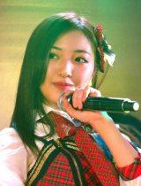 来年3月にAKB48を卒業する相笠萌(写真は2015年11月撮影) (C)ORICON NewS inc.