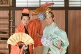 歌舞伎俳優・市川猿之助(左)が11月17日放送、NHK総合『LIFE!〜人生に捧げるコント〜』にゲスト出演(C)NHK