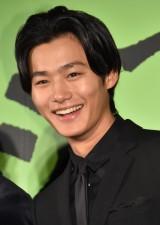 映画『ミュージアム』初日舞台あいさつに出席した野村周平 (C)ORICON NewS inc.