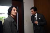 平岳大(左)、織田裕二と『IQ246』で初共演 (C)TBS