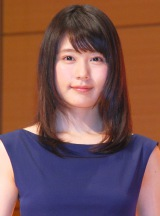 『第67回紅白歌合戦』司会に決定した有村架純 (C)ORICON NewS inc.