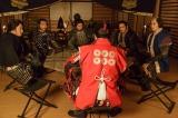 11月13日放送、NHK大河ドラマ『真田丸』第45回「完封」より。大坂冬の陣、開戦。 信繁から布陣が伝えられる(C)NHK