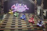 初の横浜アリーナ公演を行ったチームしゃちほこ