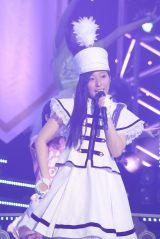 大黒柚姫=チームしゃちほこ「colors at 横浜アリーナ」公演より
