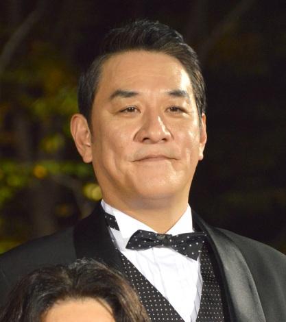 映画『海賊とよばれた男』レッドカーペットに登場したピエール瀧 (C)ORICON NewS inc.