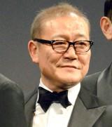 映画『海賊とよばれた男』舞台あいさつに登壇した國村隼 (C)ORICON NewS inc.