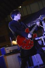 六本木ヒルズアリーナでフリーライブを開催した[Alexandros](写真:Azusa Takada 高田梓)