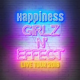 『Happiness LIVE TOUR 2016 GIRLZ N' EFFECT』ロゴ
