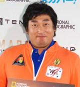 宇宙飛行士・草野伸也になりきって登場したロバート・秋山竜次 (C)ORICON NewS inc.