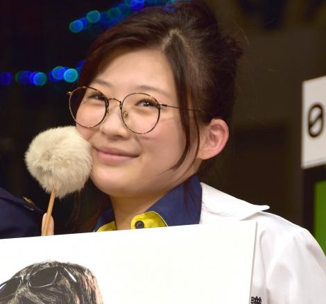 日本テレビ系連続ドラマ『ラストコップ』(毎週土曜 後9:00)の公開LINE LIVEに出演した伊藤沙莉 (C)ORICON NewS inc.