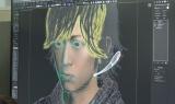 「Don't be Afraid -Biohazard×L'Arc-en-Ciel on PlayStation VR-」VRMVメイキングより(tetsuya)