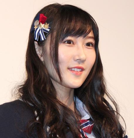 映画『ホラーの天使』舞台挨拶に登壇した矢倉楓子 (C)ORICON NewS inc.