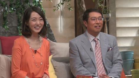 フリーアナの八木早希&梅田淳、...