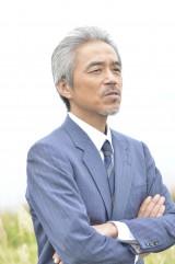 NHK・BSプレミアムで11月19日放送、『獄門島』磯川警部役の小市慢太郎(C)NHK