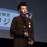 『第8回TAMA映画賞』本年度最も心に残った男優を表彰する最優秀男優賞を受賞したオダギリジョー (C)ORICON NewS inc.