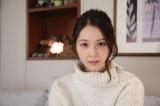 日本テレビ系連続ドラマ『ラストコップ』第8話先行動画より 佐々木希がプロポーズしてくれる (C)日本テレビ