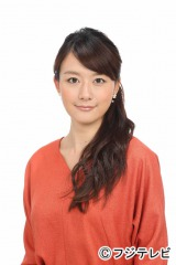 第1子妊娠を公表したフジテレビの大島由香里アナウンサー