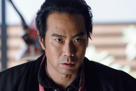 NHK大河ドラマ『真田丸』佐助役で存在感を示す藤井隆(C)NHK