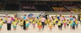 『第16回 全日本チアダンス選手権大会・第14回 全日本学生チアダンス選手権大会』の模様 (C)ORICON NewS inc.