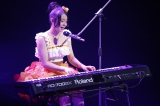 松本慈子=『みんなが主役!SKE48 59人のソロコンサート〜未来のセンターは誰だ?〜』初日昼公演より(C)AKS