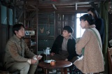 NHK連続テレビ小説『べっぴんさん』第3週より。すみれをひと目見て好感を持つ(C)NHK