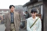 NHK連続テレビ小説『べっぴんさん』第7週より。すみれを支えたいという気持ちを募らせる栄輔(C)NHK