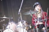 23歳の誕生日を迎えた佐藤すみれはドラム演奏を披露=『みんなが主役!SKE48 59人のソロコンサート〜未来のセンターは誰だ?〜』2日目昼公演より(C)AKS