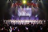 最後は全員で「未来とは?」を熱唱=『みんなが主役!SKE48 59人のソロコンサート〜未来のセンターは誰だ?〜』2日目夜公演より(C)AKS