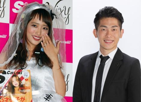 サムネイル 近藤千尋が第1子妊娠発表 ジャンポケ太田がパパに