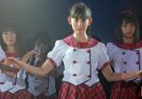 1曲目は「初めて劇場でもらったユニット曲」という「スカート、ひらり」 (C)ORICON NewS inc.