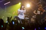 『山本彩 LIVE TOUR 2016〜Rainbow〜』最終公演より(C)Sayaka Yamamoto