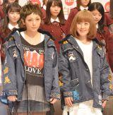 『第67回NHK紅白歌合戦』に出場が決まったPUFFY (C)ORICON NewS inc.