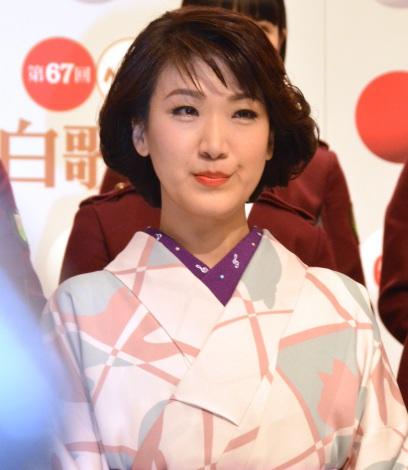 『第67回NHK紅白歌合戦』に出場が決まった市川由紀乃 (C)ORICON NewS inc.