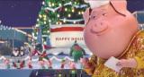 映画『SING/シング』のクリスマス特別映像が公開 (C)Universal Studios.