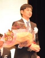 佐々木聰監督=『第40回山路ふみ子映画賞』贈呈式 (C)ORICON NewS inc.