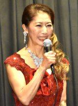 映画『ジムノペディに乱れる』初日舞台あいさつに出席した風祭ゆき (C)ORICON NewS inc.