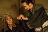 第48回より。有楽斎の秘密を知った幸村は…(C)NHK