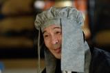 NHK大河ドラマ『真田丸』第42回より。茶々の叔父として、大坂城を仕切っていた織田有楽斎(C)NHK