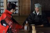 第45回より。幸村は内通者として有楽斎を疑う(C)NHK