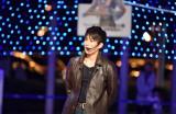 11月23日、『アリオ橋本フューチャースターライト』(神奈川県相模原市)点灯式に登壇したクレナイ ガイ役の石黒英雄