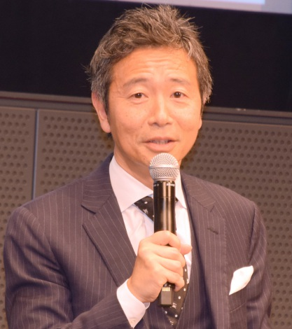 『WELLNESS AWARD OF THE YEAR 2016』の表彰式に出席した楠本修二郎氏 (C)ORICON NewS inc.