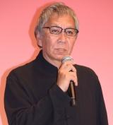 『六本木歌舞伎−第ニ弾−』の製作発表会見に出席した三池崇史氏 (C)ORICON NewS inc.