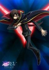 新プロジェクト『コードギアス 復活のルルーシュ』ビジュアル (c) SUNRISE/PROJECT GEASS Character Design (c)2006-2008 CLAMP・ST