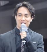 人気ゲームシリーズ最新作『FINAL FANTASY XV』発売記念イベントに出席した鈴木達央 (C)ORICON NewS inc.