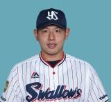ヤクルトスワローズ・西田明央捕手(#30)