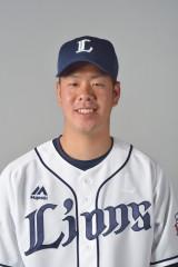 西武ライオンズ・多和田真三郎投手(#18)