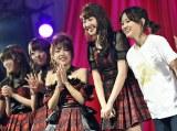 あっちゃんも登場! 『AKB48劇場オープン10年祭』でOGが大集結!  (C)AKS