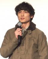 ドラマ『いつかこの恋を思い出してきっと泣いてしまう』の試写会に出席した高良健吾 (C)ORICON NewS inc.
