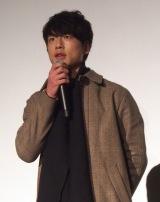 ドラマ『いつかこの恋を思い出してきっと泣いてしまう』の試写会に出席した坂口健太郎 (C)ORICON NewS inc.